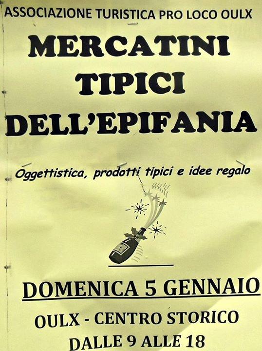 Mercatino dell'Epifania