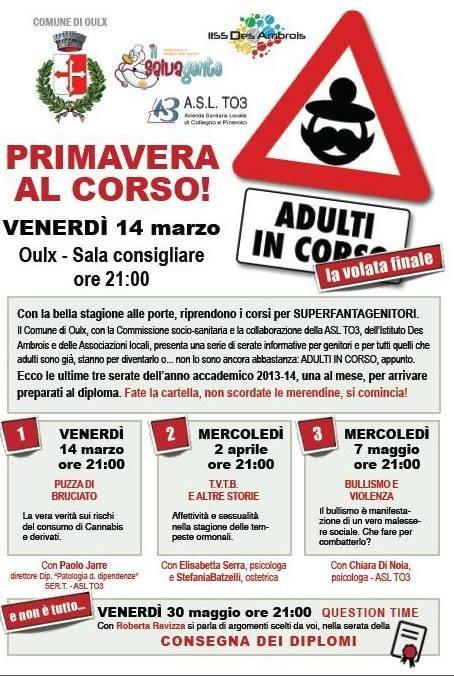 Adulti in Corso: Bullismo e violenza