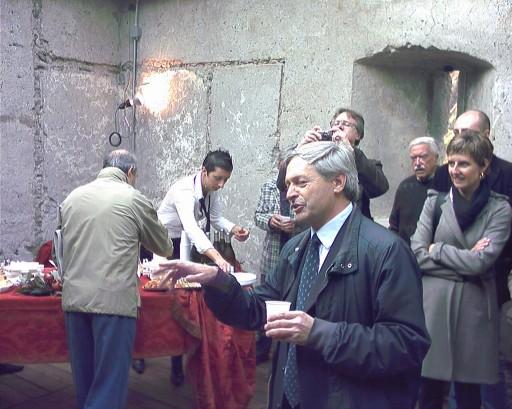 Inaugurazione Torre Saracena