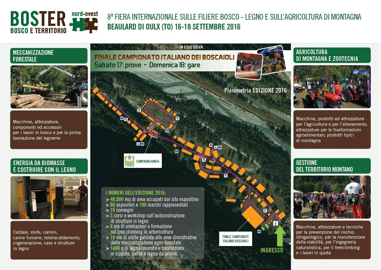 Fiera Boster Nord Ovest