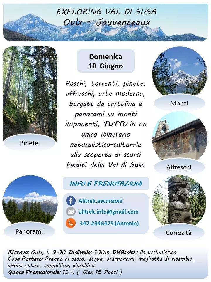 Exploring Val di Susa