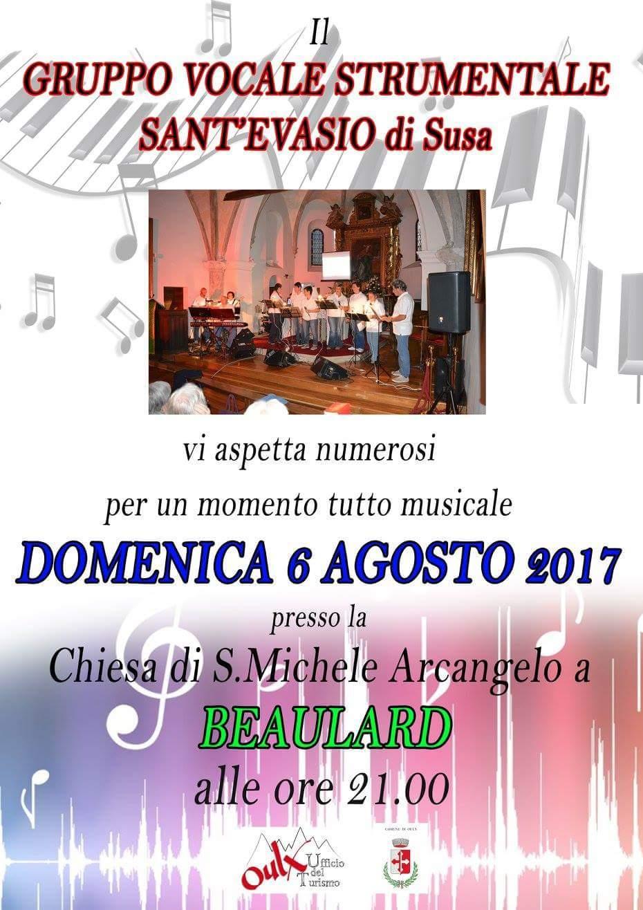 Concerto del Gruppo Corale e Strumentale S.Evasio