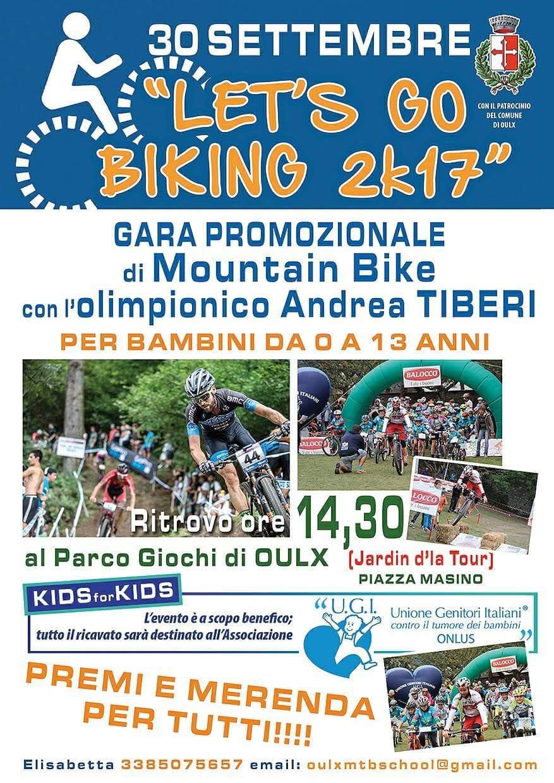 Let's go biking 2k17