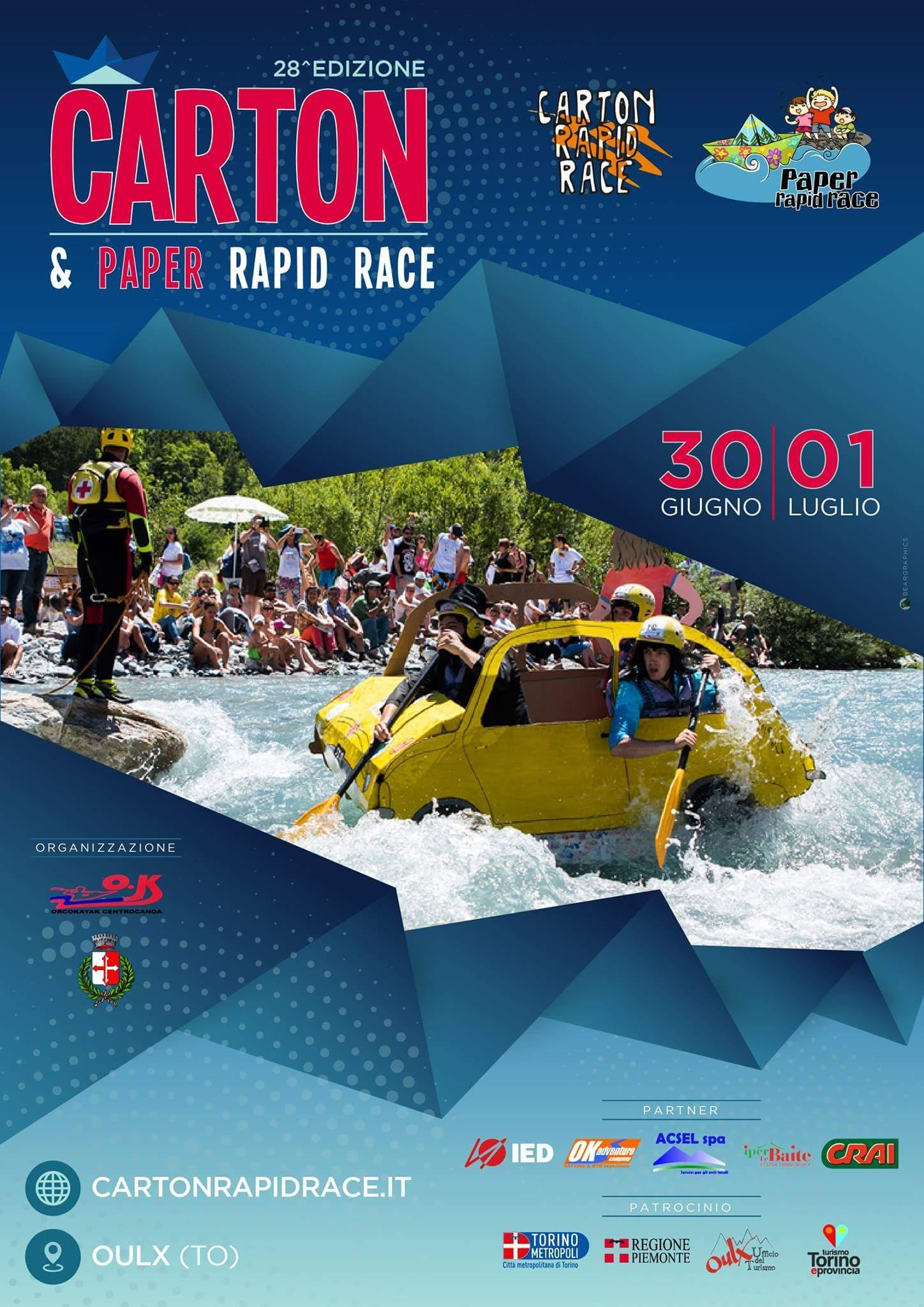 Carton Rapid Race 2018