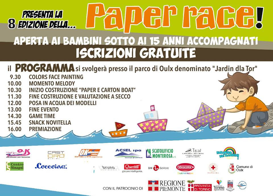Carton & Paper Rapid Race
