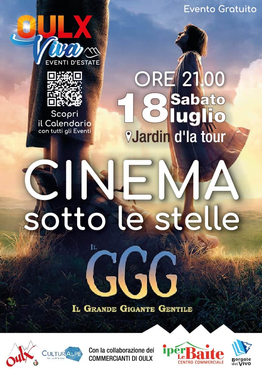 Cinema sotto le stelle: