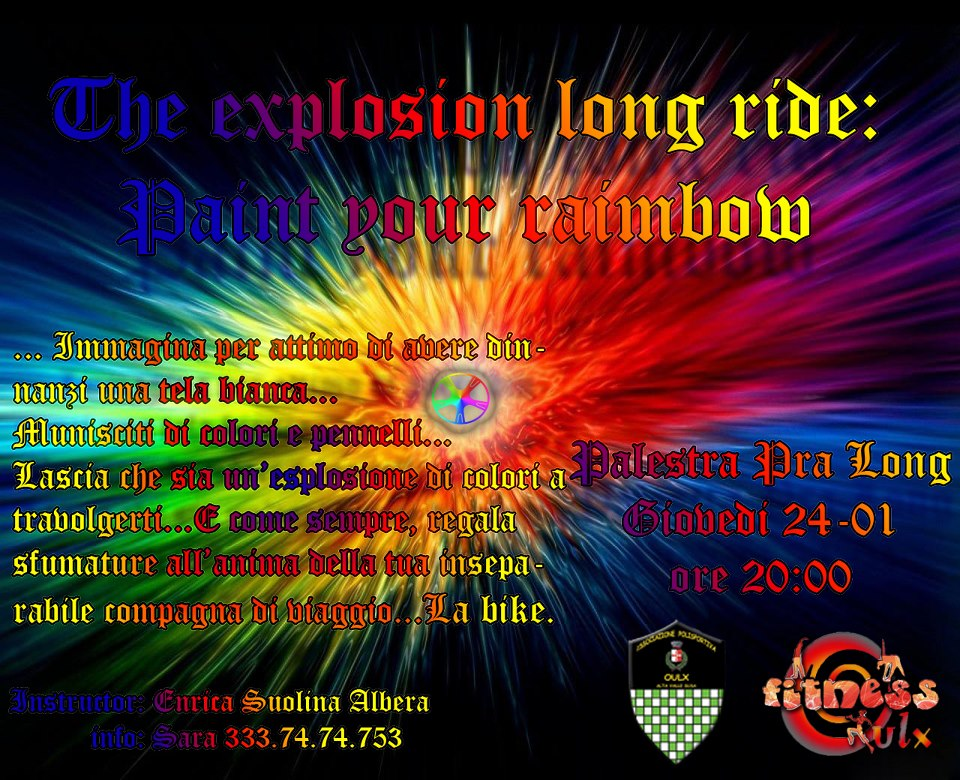 The explosion long ride