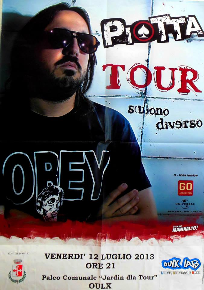 Piotta Tour