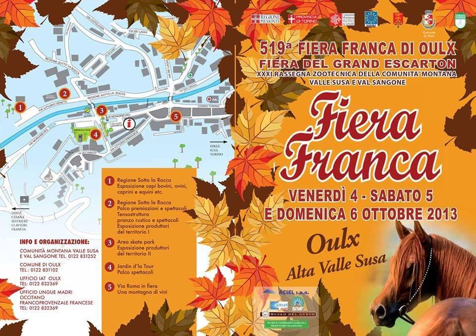 519° Fiera Franca