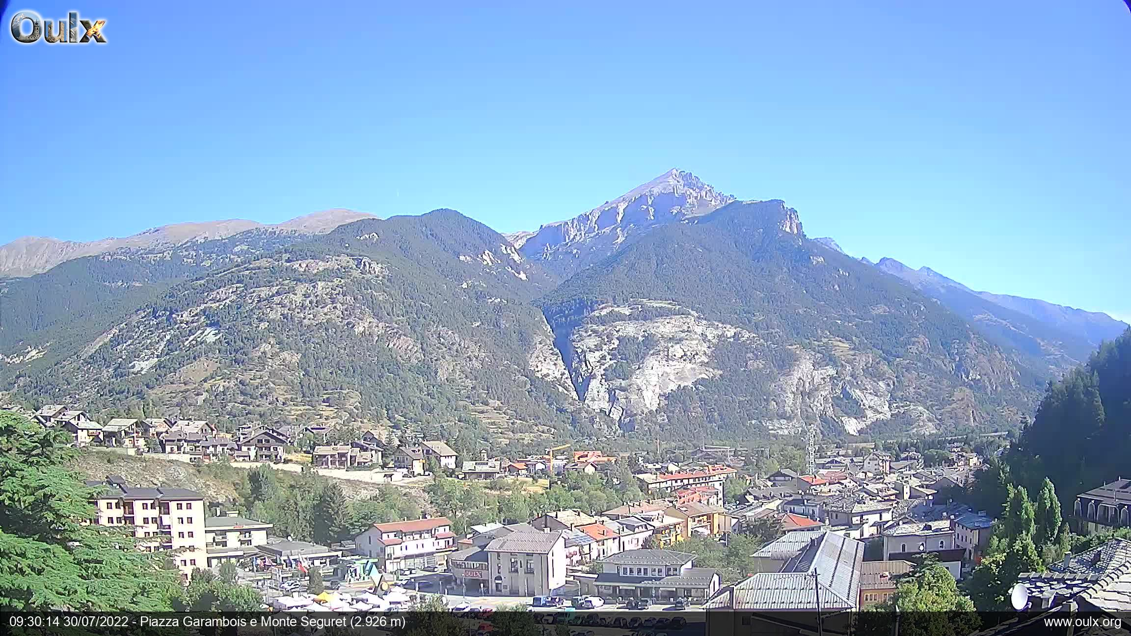 Webcam Oulx e Monte Seguret